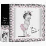 Princesa rosada adorable Baby