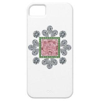 Princesa rosada Pin Funda Para iPhone SE/5/5s