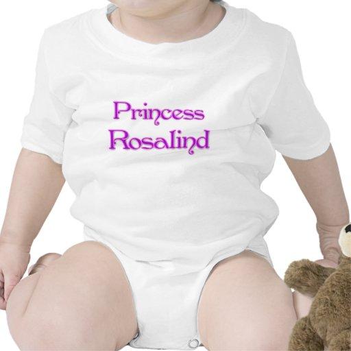 Princesa Rosalind Traje De Bebé