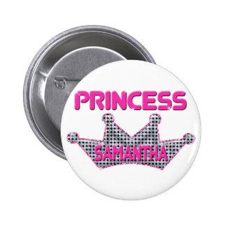 Princesa Samantha Pins