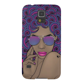 Princesa Samsung Galaxy S5 Case de Nubian Fundas Para Galaxy S5