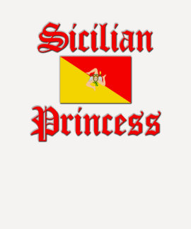 Princesa siciliana playeras