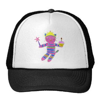 Princesa Sock Kitty Cupcake Gorras