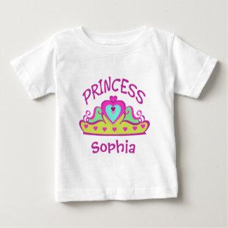 Princesa, Sophia Playera De Bebé