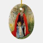 Princesa Spring Mother e hija Ornamento De Reyes Magos