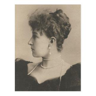 Princesa Stephanie de Bélgica #056H Postales