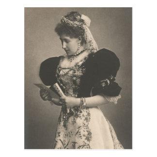 Princesa Stephanie de Bélgica #057H Postales