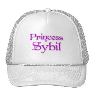 Princesa Sybil Gorra