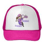 Princesa T-shirts y regalos del béisbol Gorra