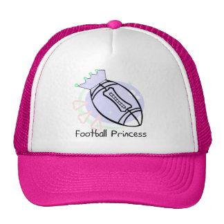 Princesa T-shirts y regalos del fútbol Gorras De Camionero