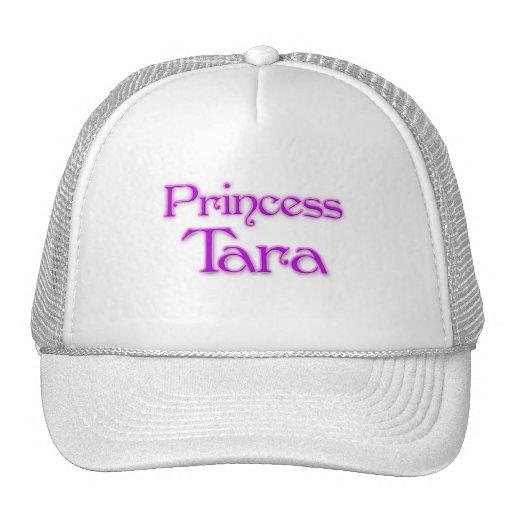 Princesa Tara Gorros Bordados