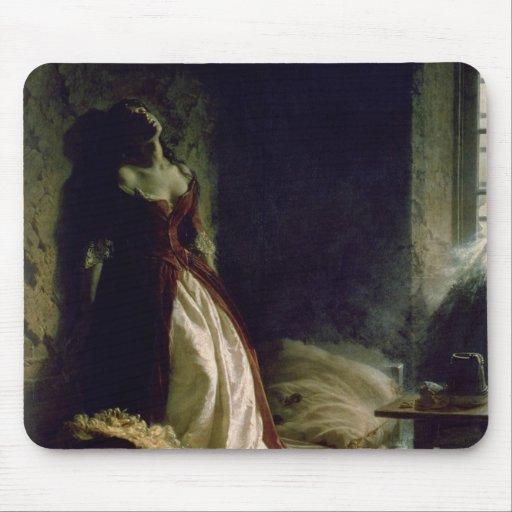 Princesa Tarakanova, 1864 Alfombrilla De Raton