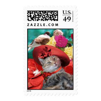 PRINCESA TATUS WITH RED HAT Y PALOMA DEL CAT DE LA