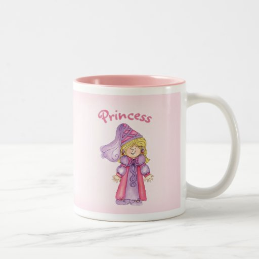 Princesa Tazas De Café