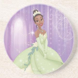 Princesa Tiana Posavaso Para Bebida