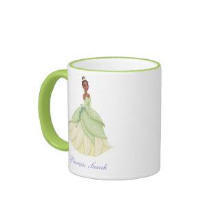 Princesa Tiana Taza De Café