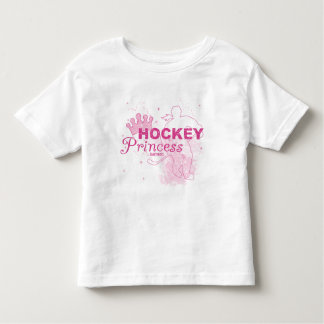 Princesa Toddler del hockey Playera De Bebé