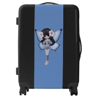 Princesa triguena romántica Fairy Luggage Maletas