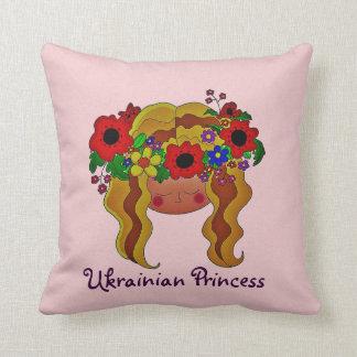 Princesa ucraniana almohadas