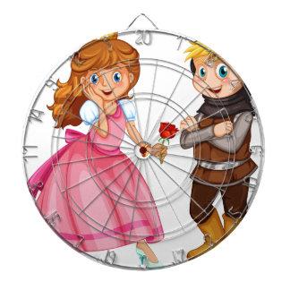 Princesa y caballero