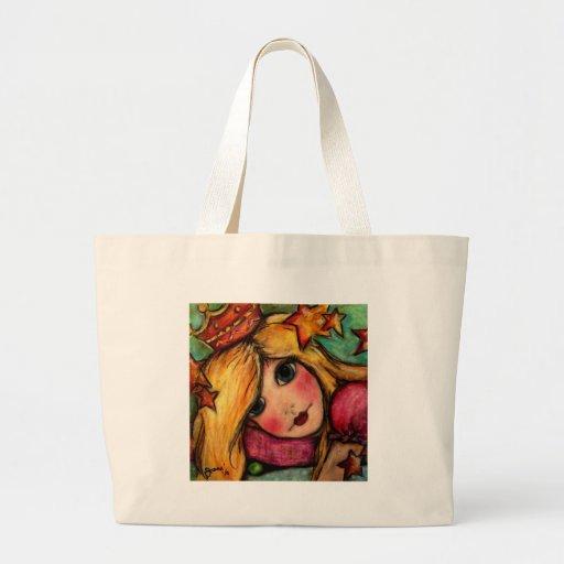 Princesa y el guisante bolsa