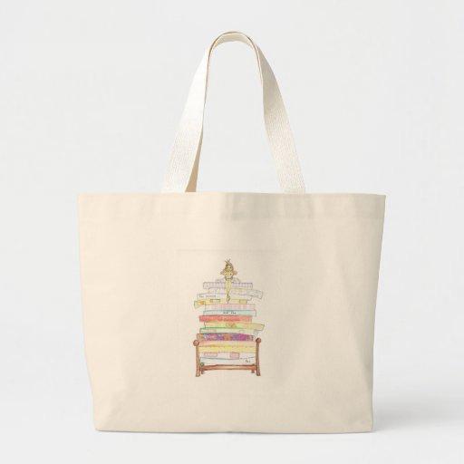 princesa y el guisante bolsas de mano