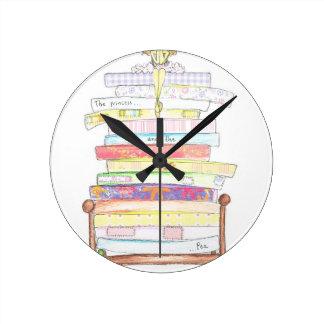 princesa y el guisante relojes