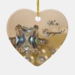 Princesa y las perlas somos ornamento dedicado ornamento para reyes magos
