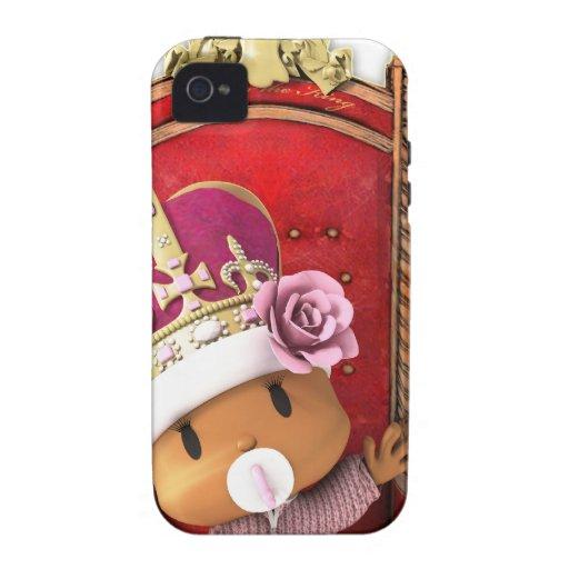 Princesa Yamchi iPhone 4 Funda
