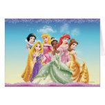 Princesas 10 de Disney Felicitaciones