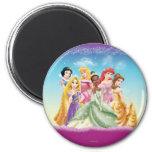 Princesas 10 de Disney Imán Redondo 5 Cm