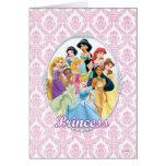 Princesas 11 de Disney Felicitaciones