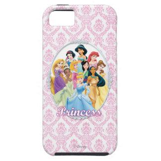 Princesas 11 de Disney iPhone 5 Protector