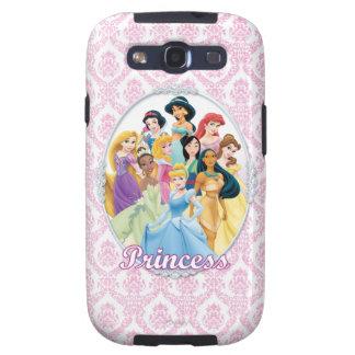 Princesas 11 de Disney Galaxy S3 Protector