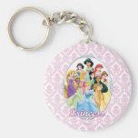 Princesas 11 de Disney Llaveros