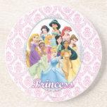 Princesas 11 de Disney Posavasos Cerveza