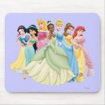 Princesas 12 de Disney Alfombrillas De Raton