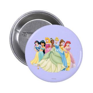 Princesas 12 de Disney Pin