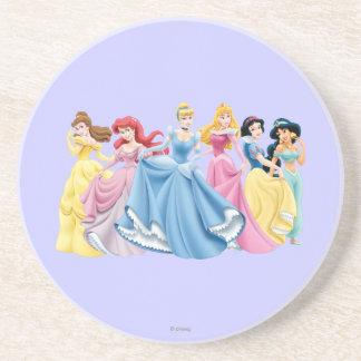 Princesas 13 de Disney Posavasos De Arenisca