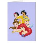 Princesas 1 de Disney Felicitacion