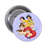 Princesas 1 de Disney Pin