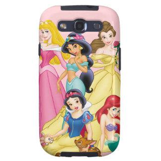 Princesas 3 de Disney Samsung Galaxy SIII Funda