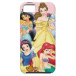Princesas 3 de Disney iPhone 5 Case-Mate Protector