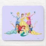 Princesas 4 de Disney Alfombrillas De Ratones