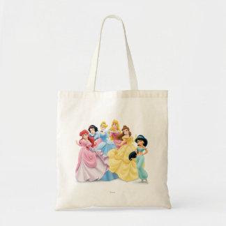 Princesas 7 de Disney Bolsa Tela Barata