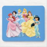 Princesas 7 de Disney Tapete De Ratón