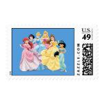 Princesas 7 de Disney Timbres Postales