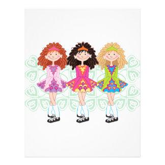 Princesas del carrete flyer a todo color