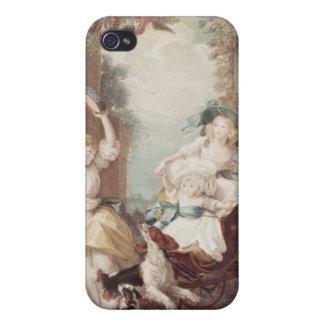 Princesas Maria, Sophia y Amelia iPhone 4 Fundas