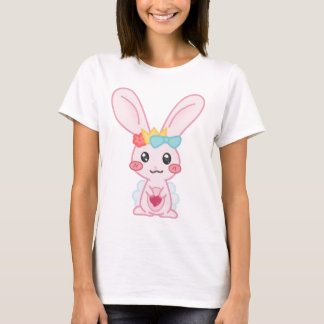 Princeses Rainbow Baby Doll T-Shirt
